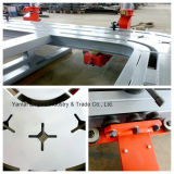 Örtlich festgelegter Auto-Stahlprüftisch der Plattform-Q345