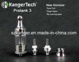 Vaporisateur chaud de crayon lecteur de Vape de vente de Mods de vapeur de Kangertech Protank 3
