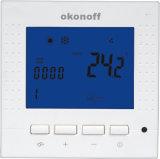 Thermostat électrique de Digitals de chauffage d'homologation de la CE (S430PE)