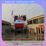 Tabellone esterno del LED di P10mm RGB per il quadrato, banco, Plazza (10X4m)