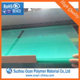 Strato colorato trasparente rigido del PVC, strato di plastica colorato del PVC