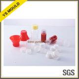 プラスチック殺虫剤のふた型
