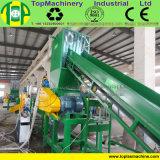 Máquina de recicl plástica eficiente elevada para o plástico diferente da sucata dos tipos