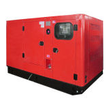 25 al conjunto de generador diesel del motor eléctrico silencioso Uno mismo-Que arranca 1500kVA