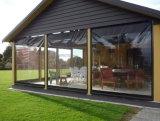 Finestra trasparente materiale della tenda del PVC della tenda
