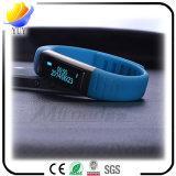 Kundenspezifisches intelligentes Armband für Pedometer-und Gummi-Pedometer und Bluetooth intelligente Uhr