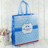 3D自動Forming Non Woven Advertisement Bag (私014の)