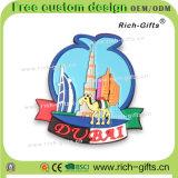 Magneti Buri Khalifa Doubai (RC-DI) del frigorifero del PVC dei regali di promozione del ricordo