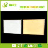 Iluminação lisa 36W 600X600 60X60 luz de painel quadrada do diodo emissor de luz de 2FT x de 2FT