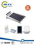Sonnenenergie-Bewegungs-Fühler-Garten-Wand-Lampe
