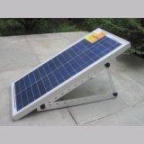 Установка крыши и земли панели солнечных батарей наклона складчатости кронштейна панели солнечных батарей (ZJ-08)