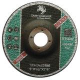 Rodas de corte abrasivas, Corte de rodas para Stone 125X3.2X22.2