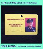 Kundenspezifische Drucken-Karte für Identifikation