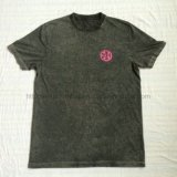 Лето подгоняет тенниску логоса моя в одеждах Fw-8673 Knitwear спорта человека