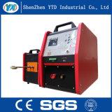 Máquina de aquecimento da indução da indicação digital da elevada precisão