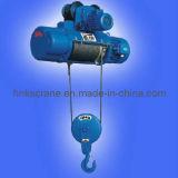 Alzamiento eléctrico del monocarril cable