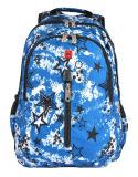 Straße Style Backpack Double Shoulder Straps Bag für Young (SB6162)