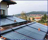 Coletor solar com o Keymark solar aprovado