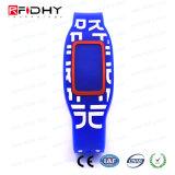 Migliore Wristband del silicone del produttore RFID NFC per controllo di accesso