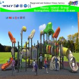 Neuer Auslegung-Spielplatz-Geräten-Wald Jinns scherzt Spielplatz-Gerät