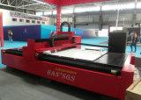 Alta cortadora arquitectónica eficiente del laser del CNC del trabajo del metal con precio de la competición