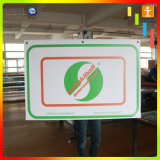 Bandiera esterna della flessione del PVC, facente pubblicità alla bandiera per la promozione (TJ-41)
