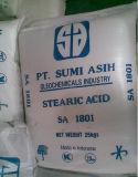Ácido Stearic pressionado triplicar-se para a borracha cosmética plástica