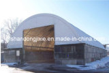 Almacén blanco del PE o del PVC de la bóveda grande (TSU-3065)