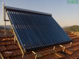 Collecteur solaire Heatpipe Split Pressure Split