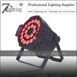 La luz de la IGUALDAD del proyector 24*15W LED de RGBWA LED Suelo-Coloca la iluminación del acontecimiento