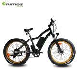 Les pédales ont aidé la grosse montagne Ebike de pneu de vélo électrique