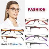 Рамки Eyeglasses стекел Eyewear конструктора женщин оптически стекел способа популярные