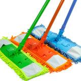تنظيف الأرضيات الخشبية مع ستوكات المماسح