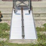 Aluminiumladen-Rollstuhl-Rampe (220440-220410)