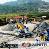 Esmagamento de pedra, planta de esmagamento de pedra do zénite com capacidade elevada