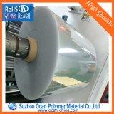 Buena calidad Hoja de PVC rígido transparente / Película de PVC para caja plegable