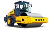 XCMG Compactor одиночного барабанчика 14 тонн Vibratory (XS142J)