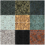 Mattonelle di pavimentazione naturali della cucina della pietra del granito, pavimento del granito/mattonelle della parete