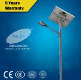 indicatore luminoso di via solare di alta qualità LED di 60W 80W