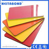 Scheda composita di alluminio esterna di Neitabond per il rivestimento della parete con 4mm
