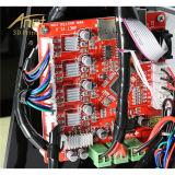 La stampante di Anet A8 DIY 3D con automaticamente registra la funzione del focolaio