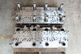 El estampador de Puching troquel la herramienta progresiva del carburo para la base del motor