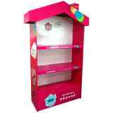 Kassen-bequemer Papppapier-Ausstellungsstand