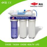 Purificador del RO de la ultrafiltración del filtro de agua de 5 Sstage