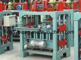 Brique \ bloc concrets automatiques de ciment effectuant la machine (QTJ)