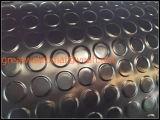 고품질 만리장성 조밀한 둥근 단추 고무 매트