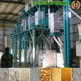 Mais Flour Mill Machine für Afrika (20t 50t 100t)