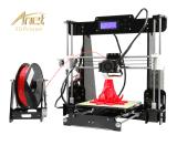 De Printer van drie D voor Modellen van de Bouw van de Druk van het Prototype 3D met 10m PLA, ABS de Steekproef van Gloeidraden