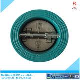 De Klep van de Controle van het Type van Vlinder van het wafeltje JIS 10k of Norm bct-Wcv-02 van DIN