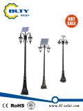Lampe de jardin solaire solaire de rue